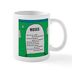 Moses Tombstone Mug