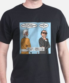 The Commandments or Your Life T-Shirt