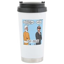 The Commandments or Your Life Travel Mug