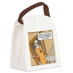 WWGD Canvas Lunch Bag