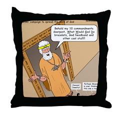 WWGD Throw Pillow