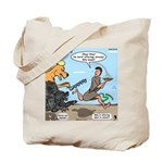 Burnt Offering Problems Tote Bag