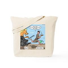 Burnt Offering Problems Tote Bag