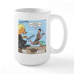 Burnt Offering Problems Mug