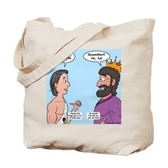 Cushite Tote Bag