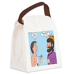 Cushite Canvas Lunch Bag