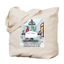 Say, Aren't You The Inspector ... Tote Bag