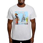 Uzzah's Very Bad Day Light T-Shirt