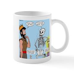 Uzzah's Very Bad Day Mug