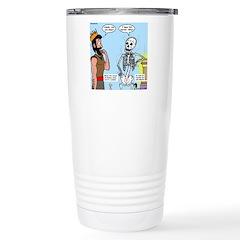 Uzzah's Very Bad Day Travel Mug