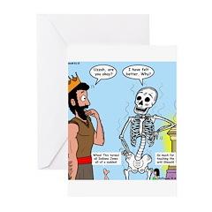 Uzzah's Very Bad Day Greeting Cards (Pk of 20)