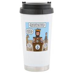 King David Travel Mug