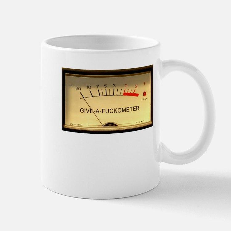 Attitude Meter Mug