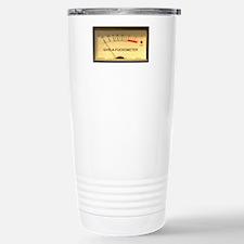 Attitude Meter Travel Mug
