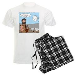 David's Saul Dirge Pajamas