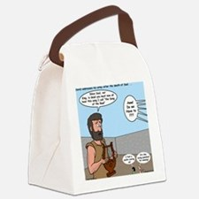 David's Saul Dirge Canvas Lunch Bag