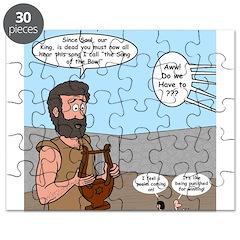 David's Saul Dirge Puzzle