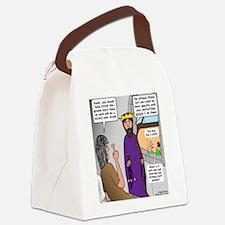 King Joash Predicament Canvas Lunch Bag