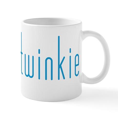 Skinny Twinkie (Blue) Mug