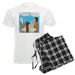 Elijah and Elisha Mantle II Pajamas