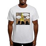 David Wins Israeli Idol Light T-Shirt