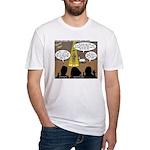 David Wins Israeli Idol Fitted T-Shirt