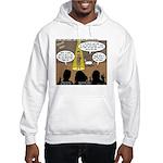 David Wins Israeli Idol Hooded Sweatshirt