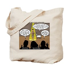 David Wins Israeli Idol Tote Bag