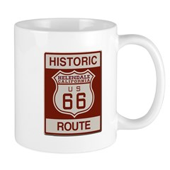 Helendale Route 66 Mug