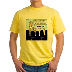 Samuel's King Quandary Yellow T-Shirt