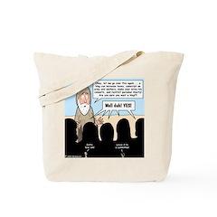 Samuel's King Quandary Tote Bag
