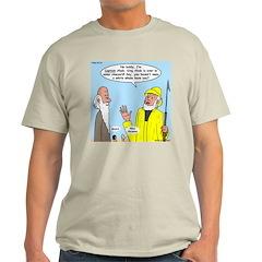 Elijah and Captain Ahab Light T-Shirt