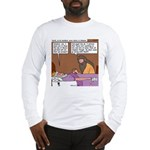 Solomon at David's Deathbed Long Sleeve T-Shirt