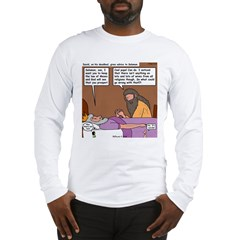 Solomon at David's Deathbed Long Sleeve T-Shirt