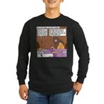 Solomon at David's Deathbed Long Sleeve Dark T-Shi