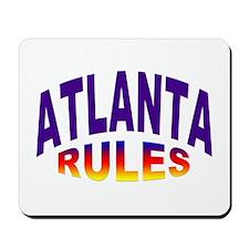 Atlanta Rules Mousepad