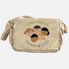Kindergarten Class Messenger Bag