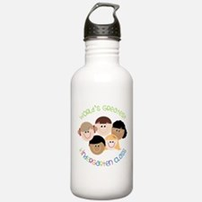 Kindergarten Class Water Bottle