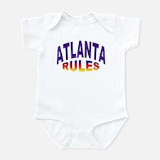 Atlanta Rules Infant Bodysuit