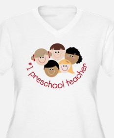 Preschool Teacher T-Shirt