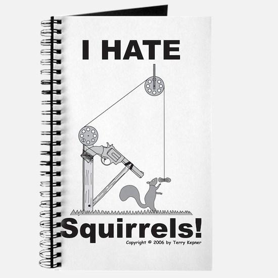 Squirrel Gun Journal
