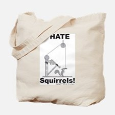 Squirrel Gun Tote Bag