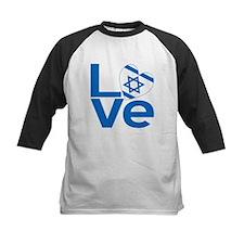 Israeli Blue LOVE Tee