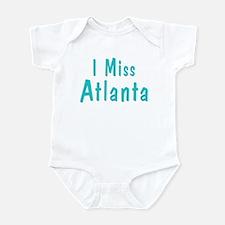 I miss Atlanta Infant Bodysuit