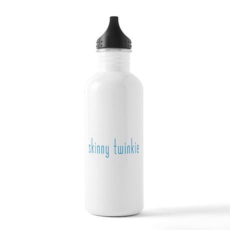 Skinny Twinkie (Blue) Stainless Water Bottle 1.0L