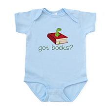 Got Books Infant Bodysuit
