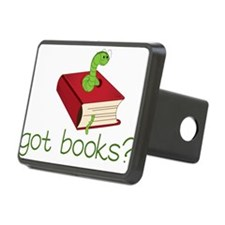 Got Books Hitch Cover