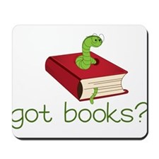 Got Books Mousepad