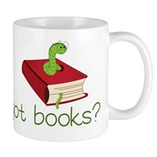 Got Books Mug