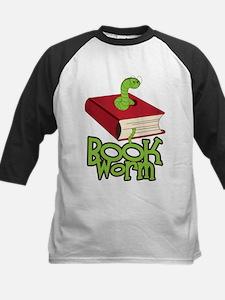 Bookworm Kids Baseball Jersey